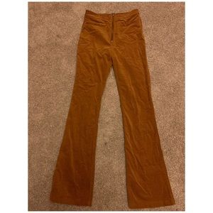 Size xs pants with bootcut
